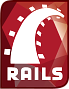 ruby on rails logo
